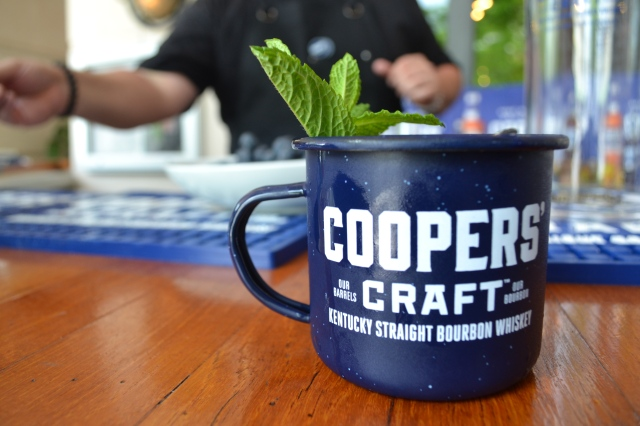 Coopers craft summer sippers south florida bloggers for Coopers craft bourbon review