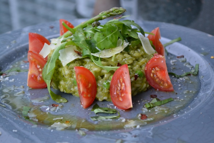 Risotto by Chef Antonia Keiner